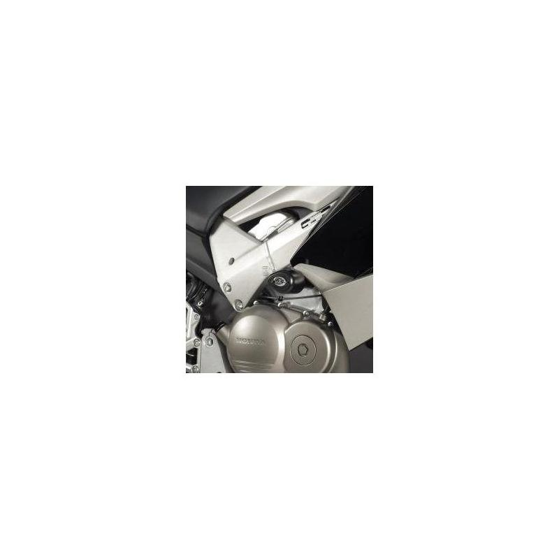 Tampons de protection R&G Racing Aero noir Honda CB 1000 R 08-17