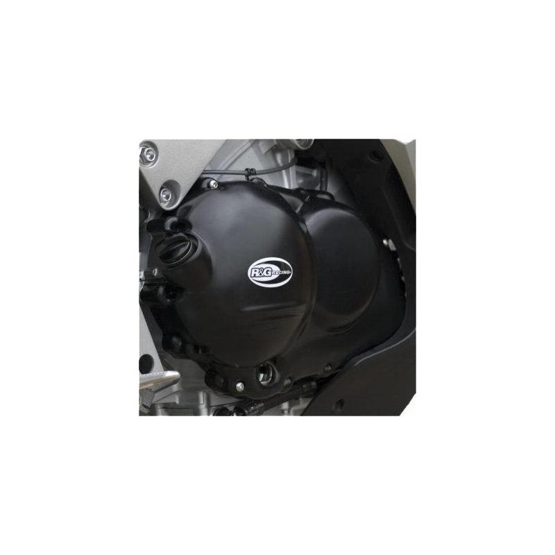 Couvre carter droit (embrayage) R&G Racing noir Honda VFR 800 X Crossrunner 12-14