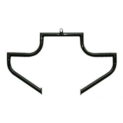 Barre d'autoroute Linbar moustache Lindby Harley Davidson Road glide 17-20 noir