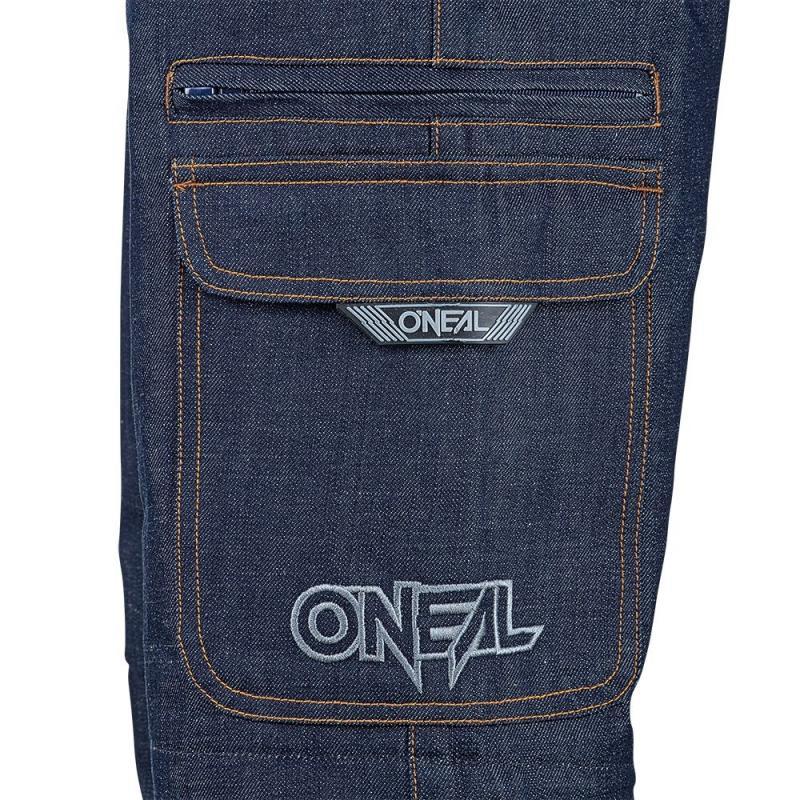 Pantalon d'atelier O'Neal Worker bleu - 4