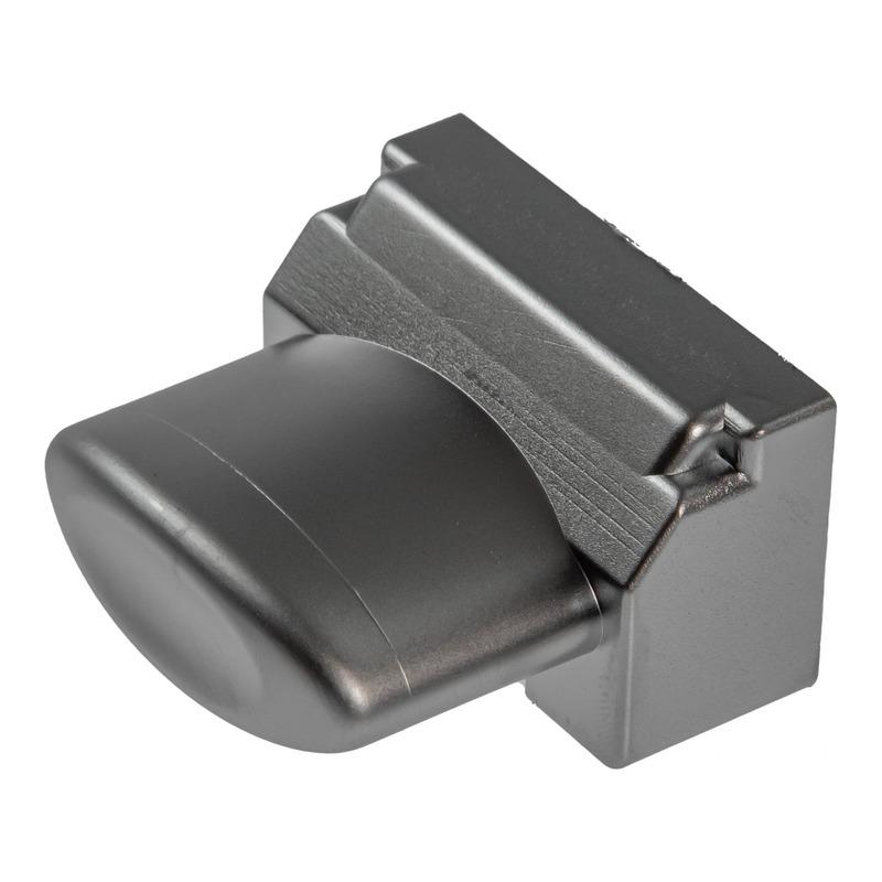 Bouton poussoir chromé Givi Z645CR