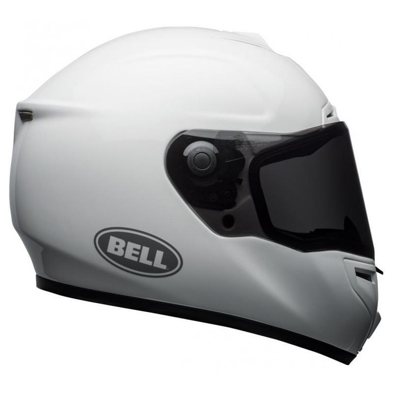 Casque intégral Bell SRT blanc - 4