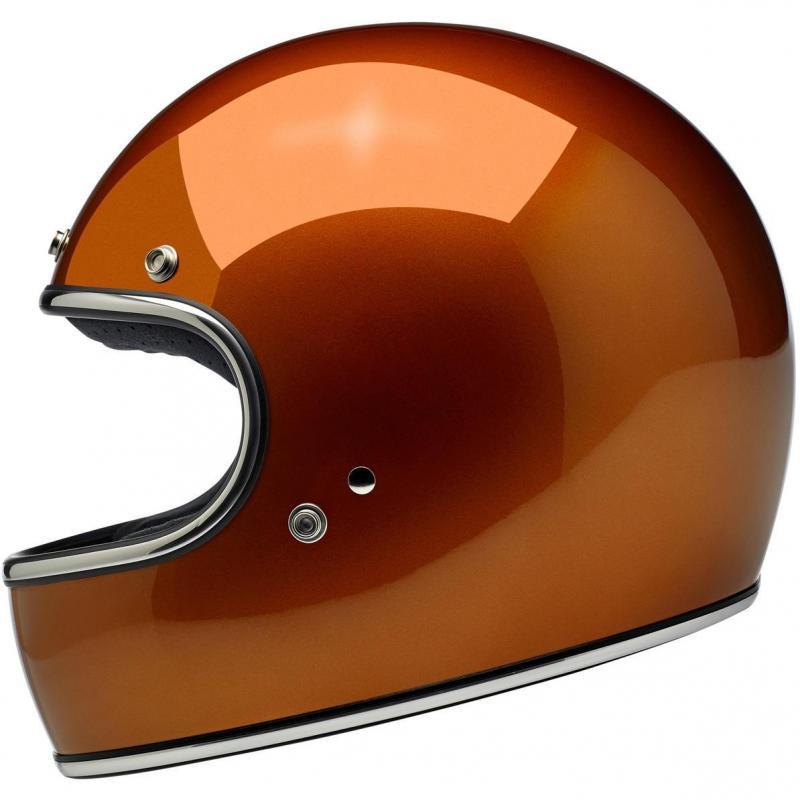 Casque intégral Biltwell Gringo cuivre - 2
