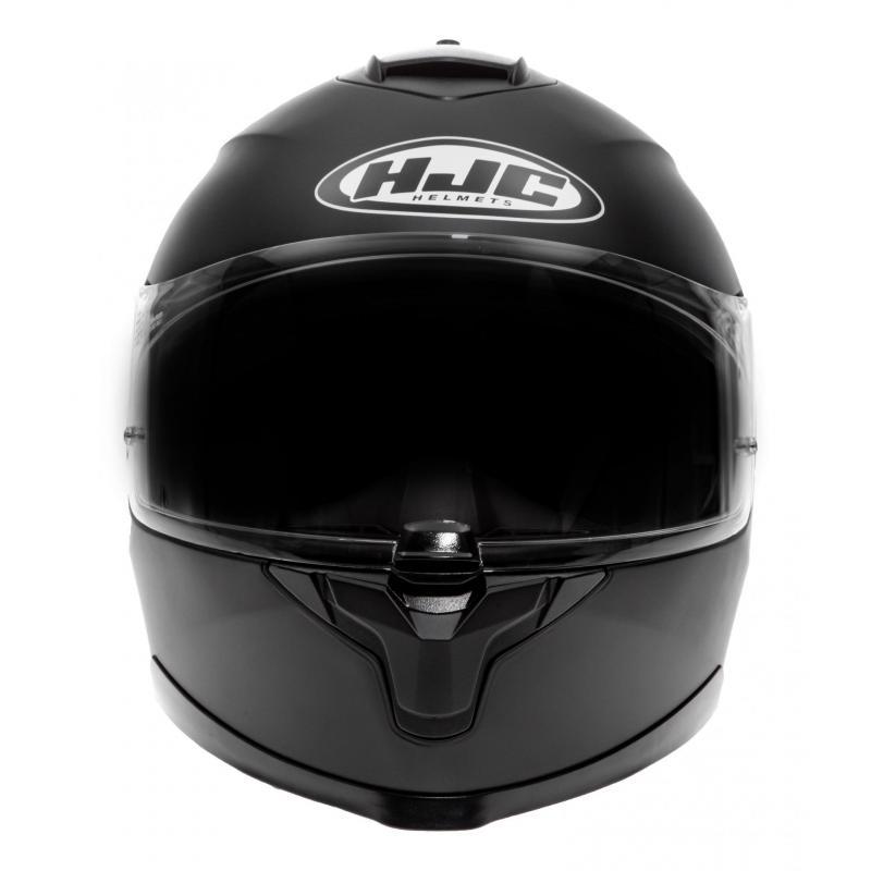 Casque intégral HJC C70 semi mat noir - 3
