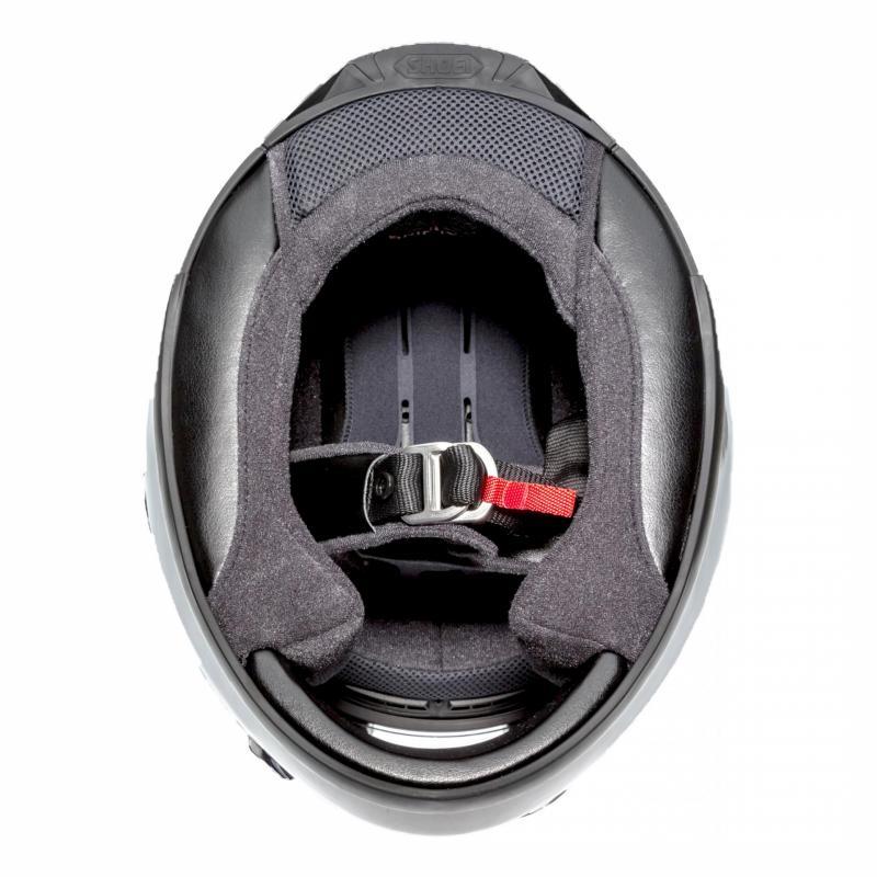 Casque intégral Shoei XR-1100 XXXL noir - 5