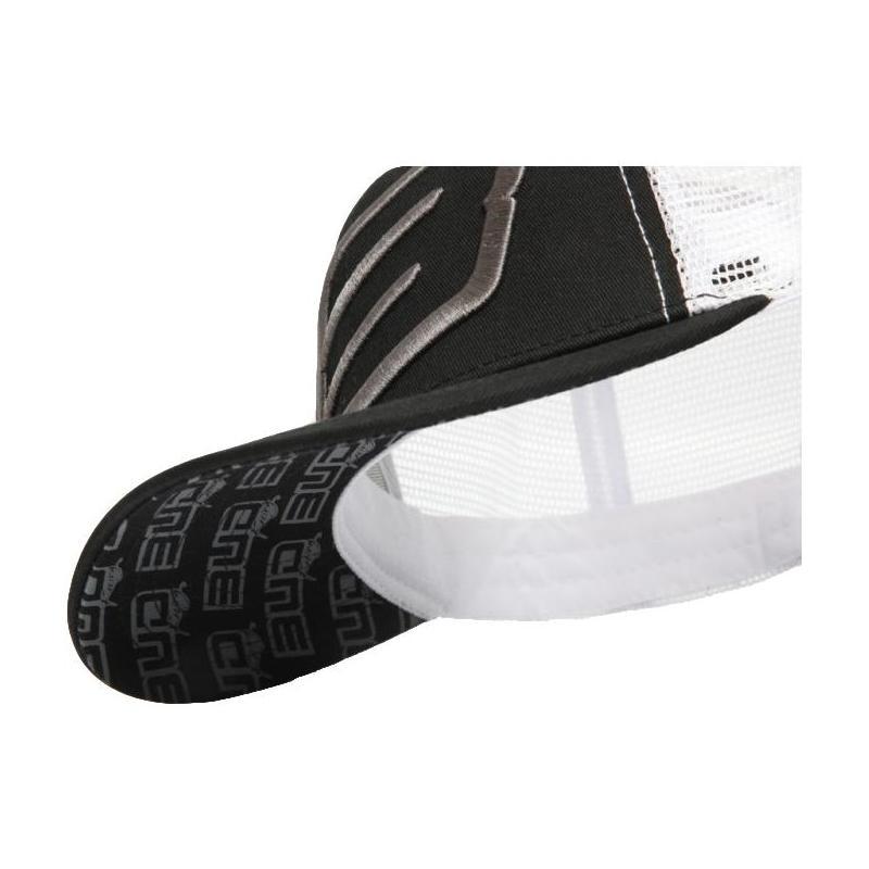 Casquette Bud Racing Big Icon blanc/noir - 2