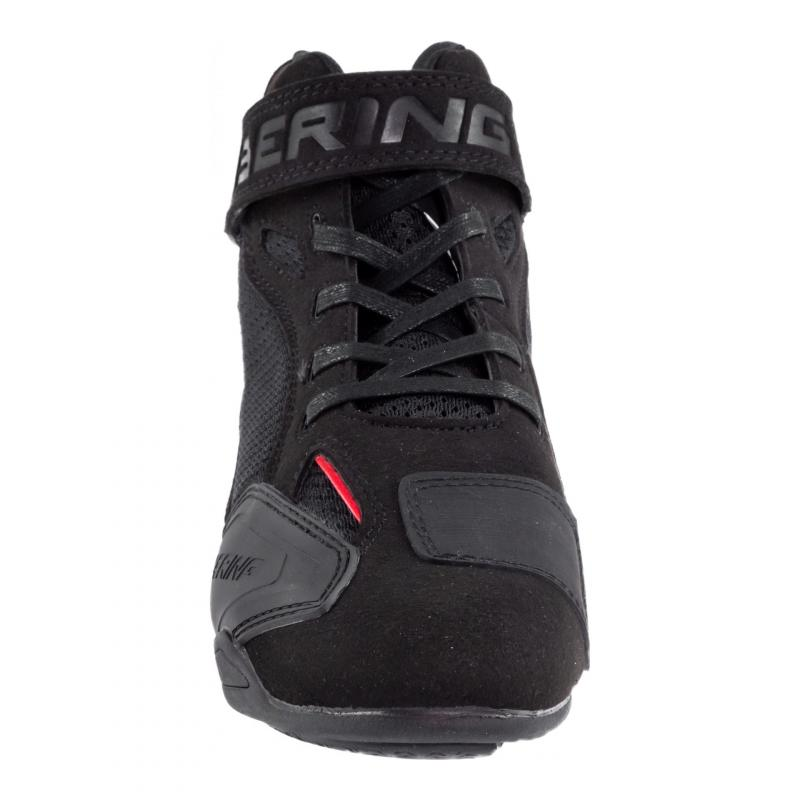 Chaussures moto Bering Vented Corwell Mesh noir