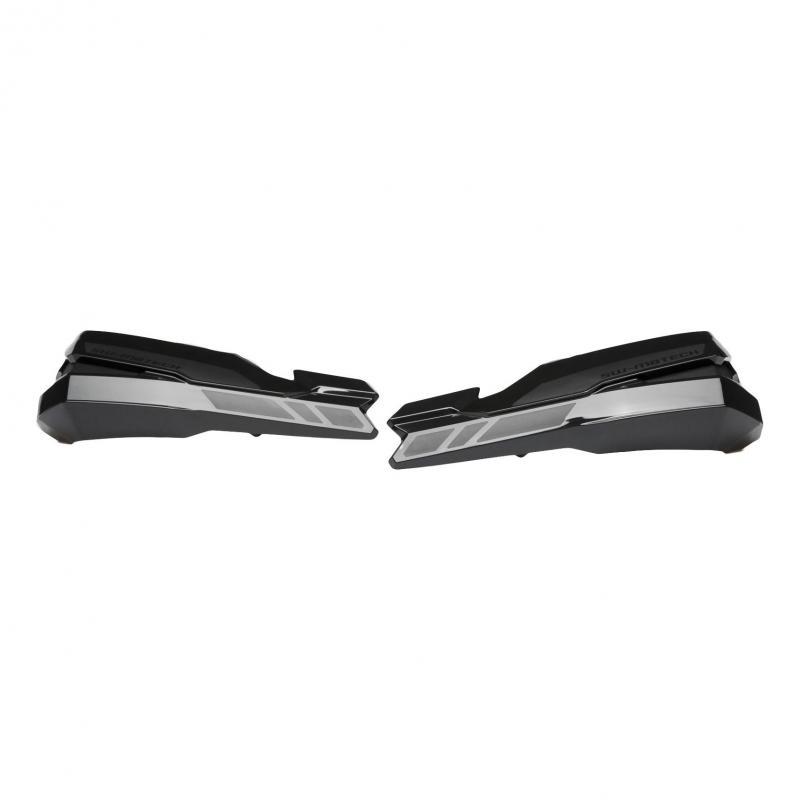 Coques de remplacement pour protège-mains SW-MOTECH KOBRA noir