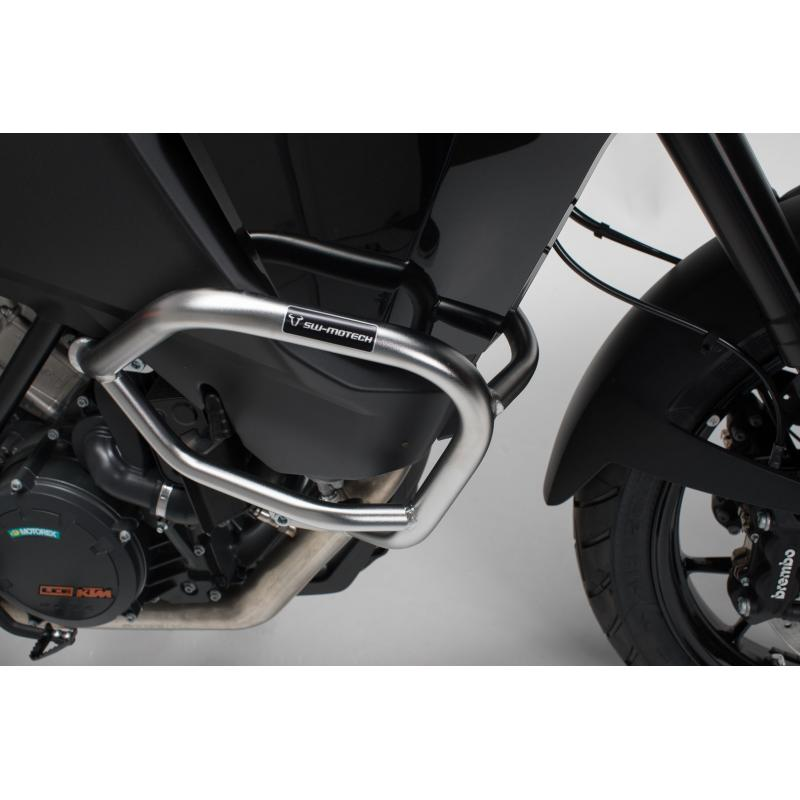Crashbar gris SW-MOTECH KTM 1290 Super Adventure S 17-18 - 2