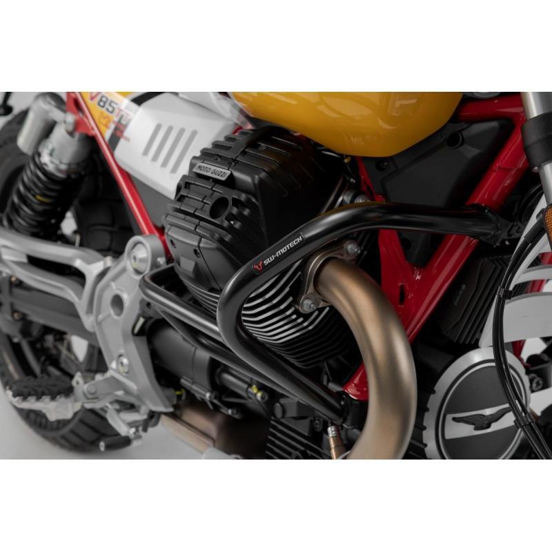 Crashbar noir SW-Motech Moto Guzzi V85 TT 2019 - 1