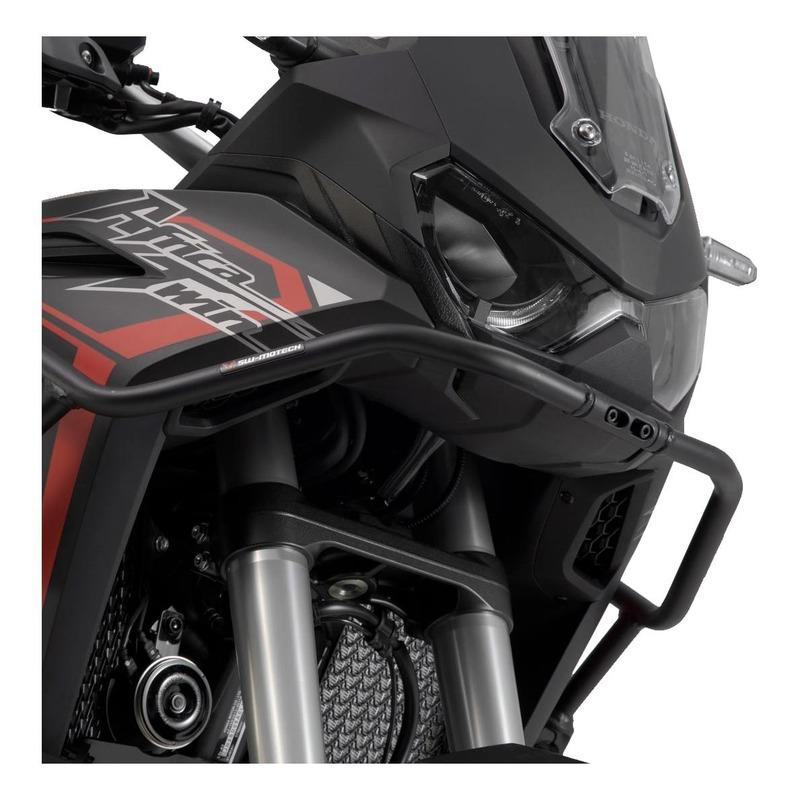 Crashbar supérieur noir SW-Motech Honda CRF1100L Africa Twin 2020