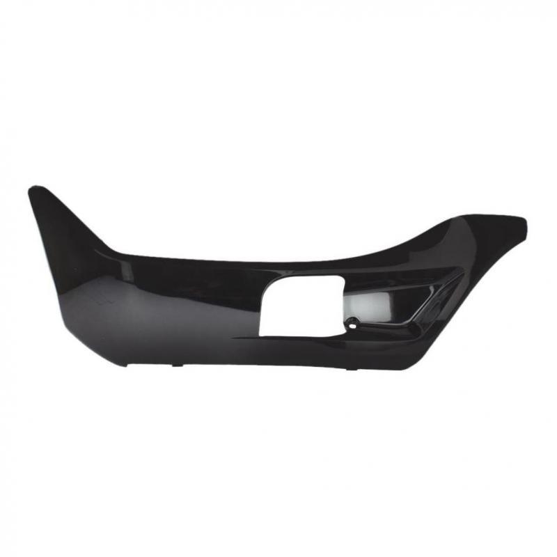 Dessous de tablier gauche noir Honda PCX 125