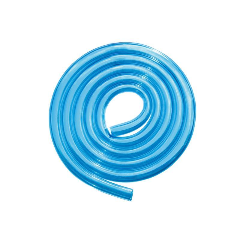 Durite essence Replay 5x9 transparent bleu 1m - 1