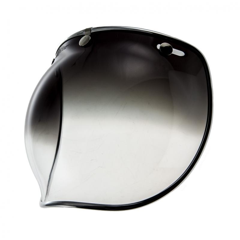 Ecran Bell Ps3-Snap Bubble Deluxe pour Custom 500 fumé