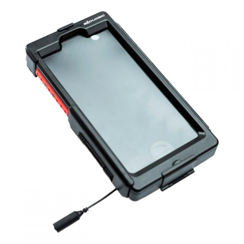 Étui rigide SW-MOTECH pour iPhone 6 / 6S Plus noir