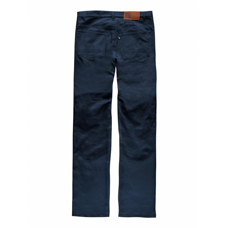 Jeans Blauer Kanvas bleu - 1