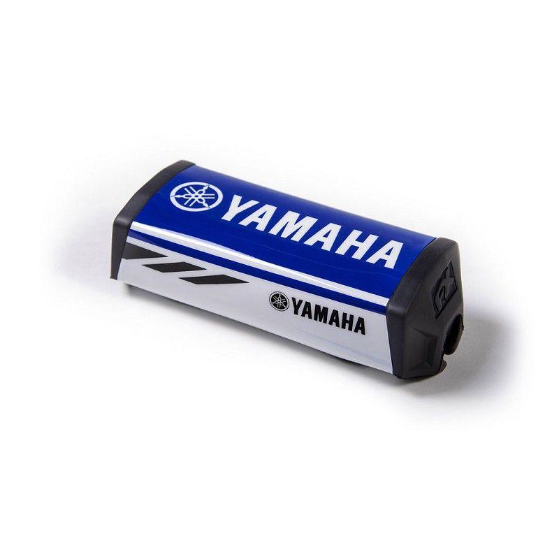 Mousse de guidon sans barre FX Factory Effex Yamaha bleu/blanc