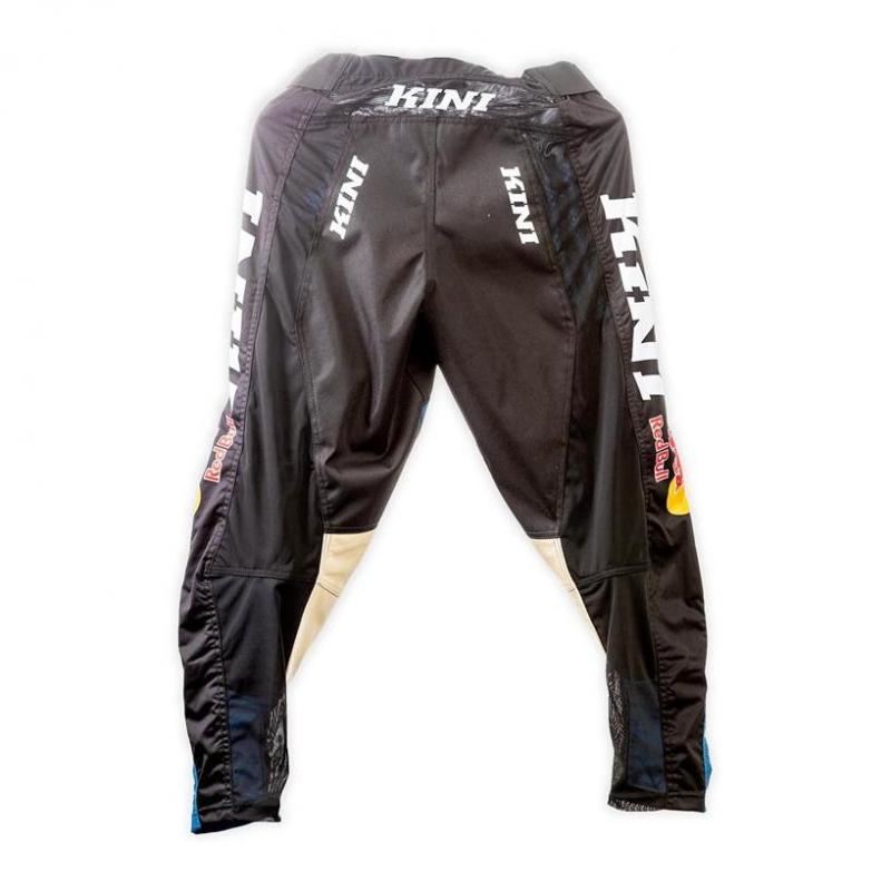 Pantalon cross Kini Red Bull Vintage bleu/noir - 1