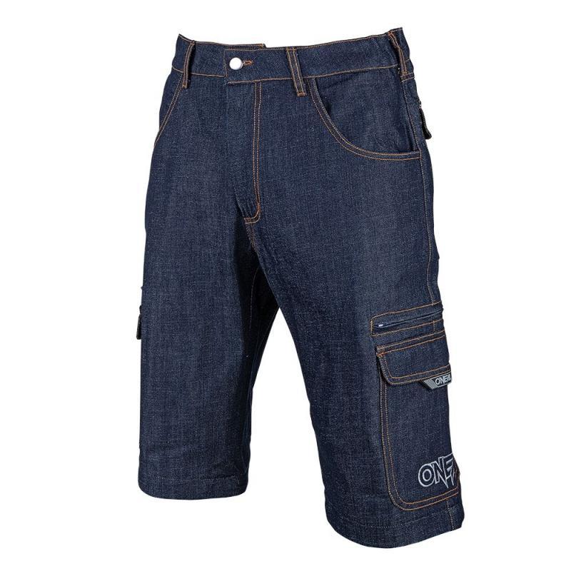 Pantalon d'atelier O'Neal Worker bleu - 2