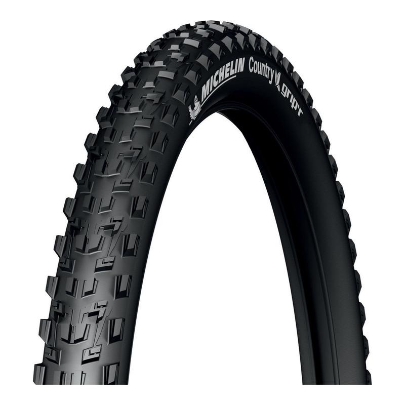 Pneu vélo VTT Michelin Country Grip'R TR noir (29 X 2.10'')