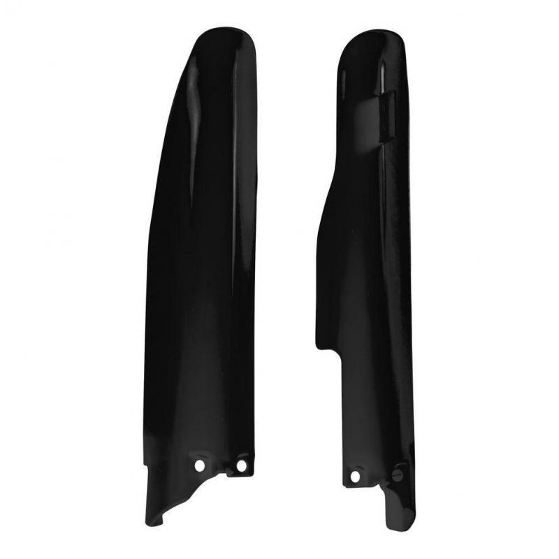 Protection de fourche RTech Noires pour Suzuki RM-Z 250 07-16