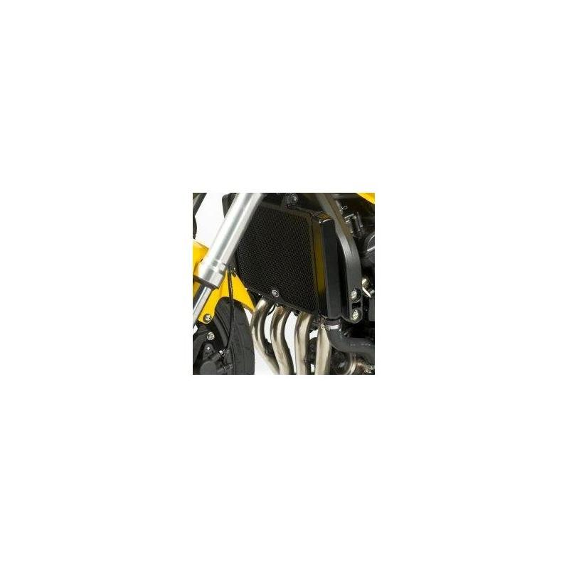 Protection de radiateur noire R&G Racing Honda CB 600 F Hornet 11-12