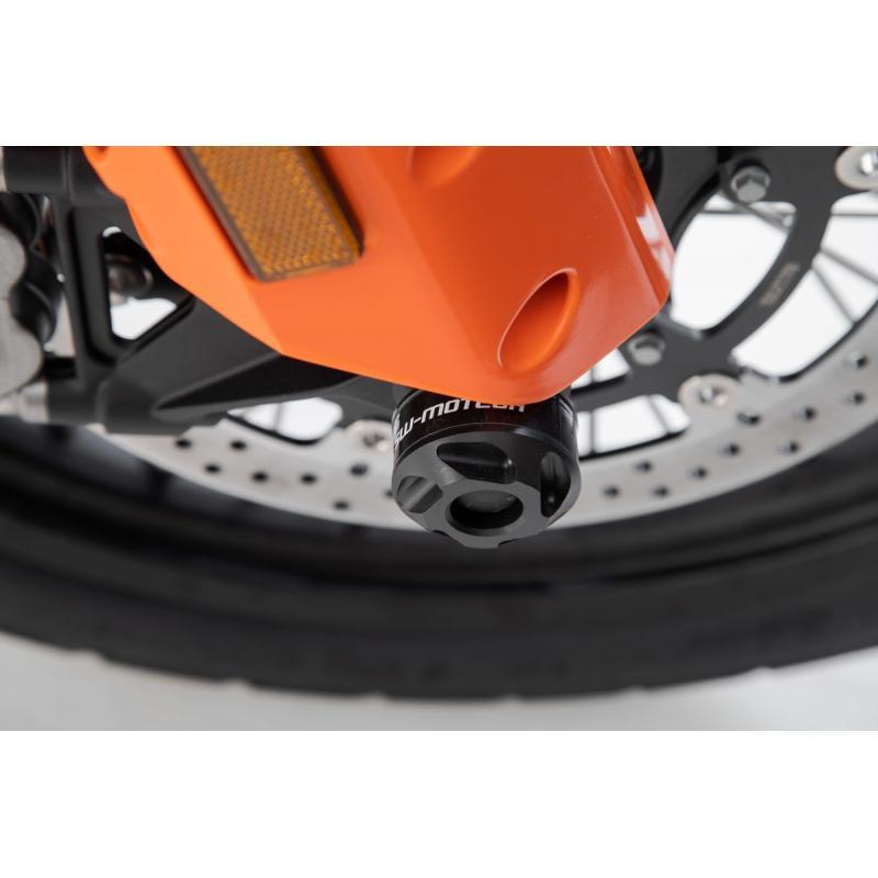 Roulettes de protection de fourche SW-Motech KTM 790 Adventure 2019 - 1