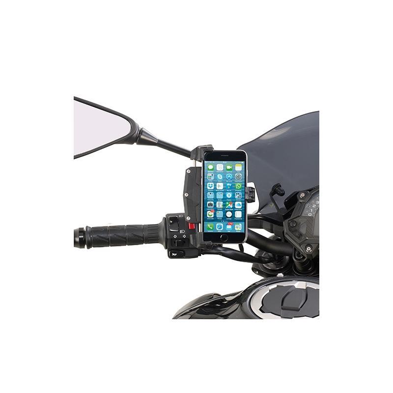 Support smartphone Kappa moyen KS920M noir - 3