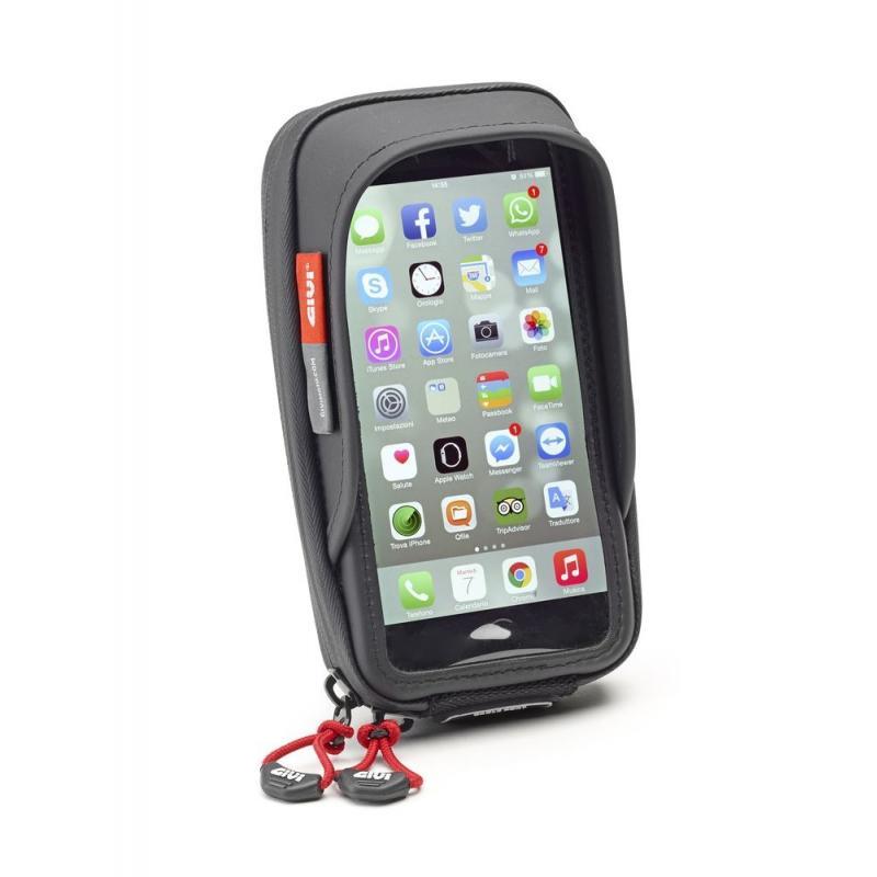 Support téléphone universel Givi pour iPhone 6 Plus / iPhone 7