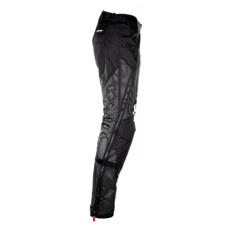 Sur pantalon textile Spidi MESH LEG noir - 2
