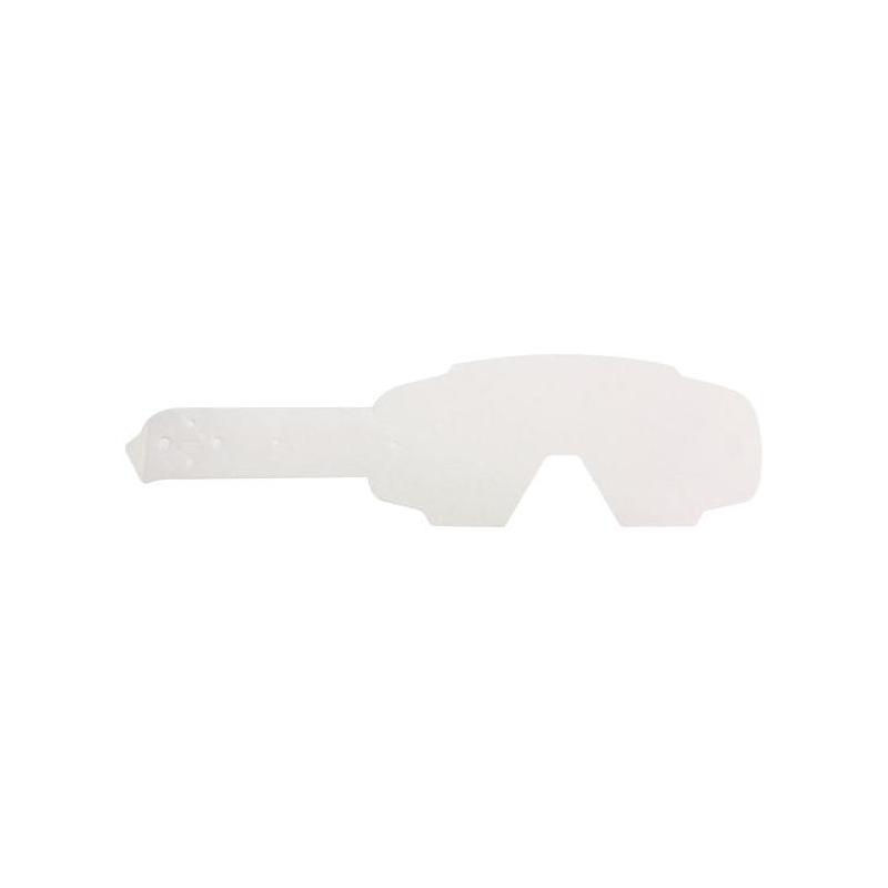 Tear off S-Line transparent X10 pcs pour masque Scrub