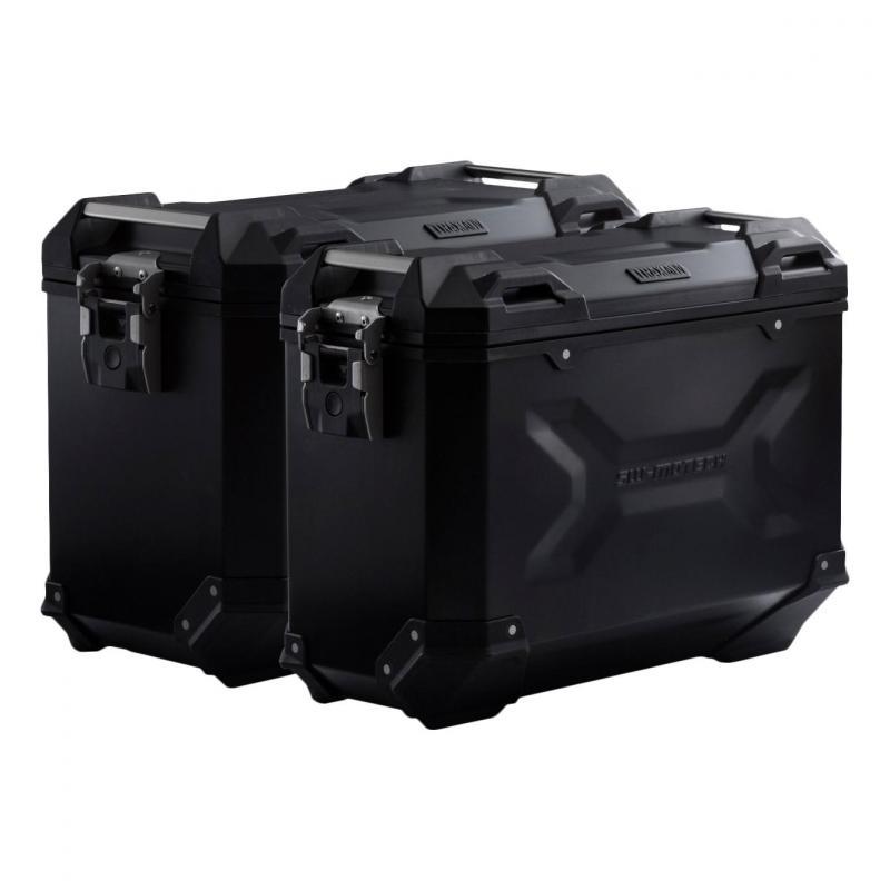Valises latérales SW-Motech TRAX ADV noires 45/37L KTM 1290 Super Adventure 15-20