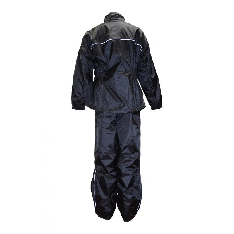 Veste et pantalon de pluie Trendy noir - 2