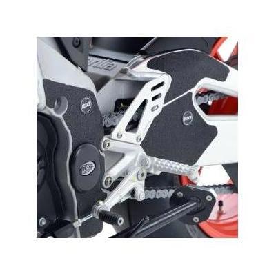 Adhésif anti-frottements R&G Racing noir cadre et bras oscillant Aprilia RSV 4 R 09-14
