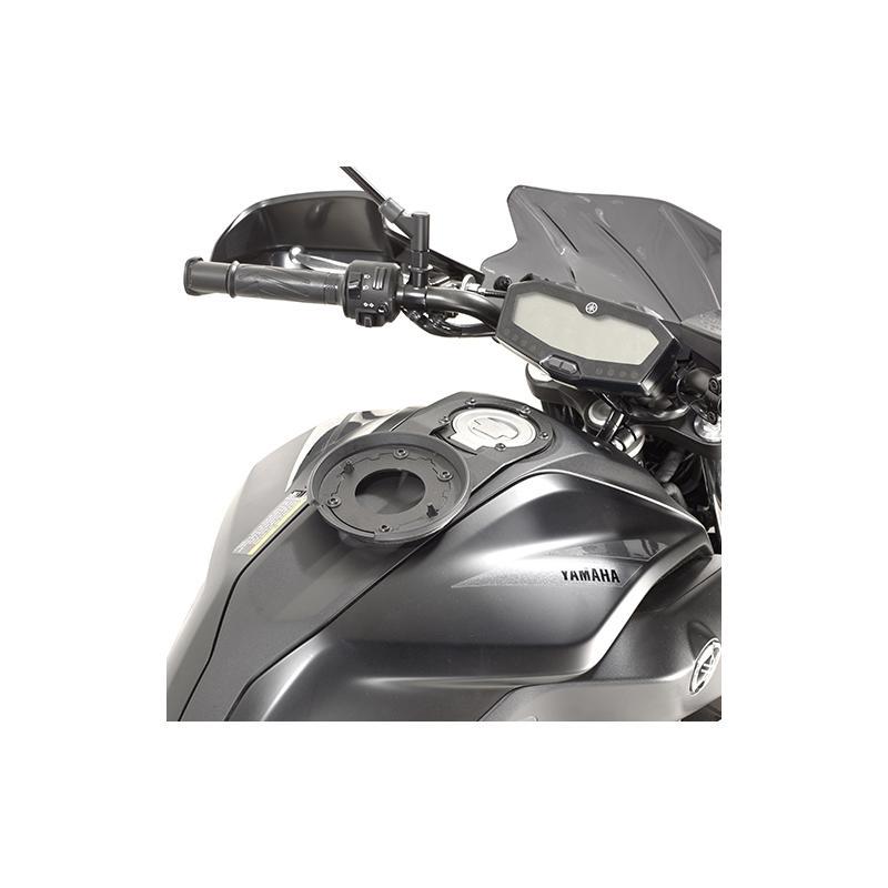 Bride métallique Givi pour fixation Tanklock Yamaha MT-07 18-19