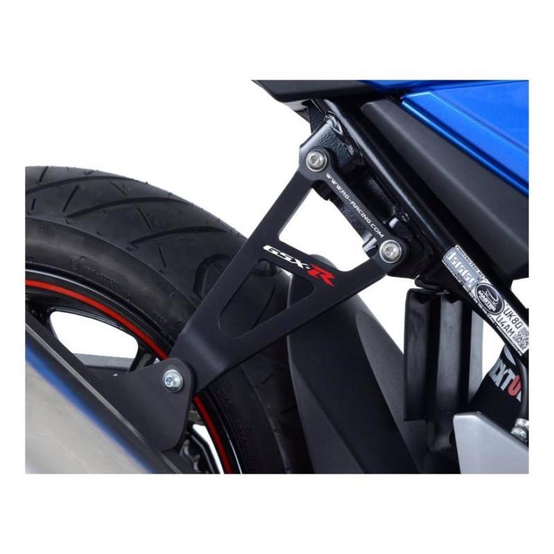 Kit de suppression de repose-pieds arrière R&G Racing Suzuki GSX-R 250 17-18