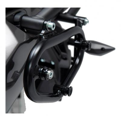 Support SLC SW-MOTECH gauche pour sacoches latérales Legend Gear Kawasaki Versys-X 300 17-18
