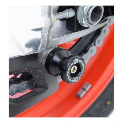 Diabolos de bras oscillant R&G Racing noir ØM6