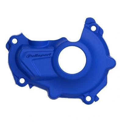 Protection de carter d'allumage Polisport Sherco 250 SEF-R Racing 16-19 bleu