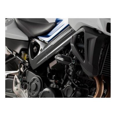Kit de tampons de protection SW-MOTECH noir BMW F 800 R 15-
