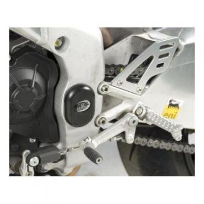 Insert de cadre R&G Racing noir Aprilia RSV4 RR 15-18