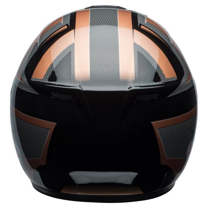 Casque intégral Bell SRT Predator copper/noir - 6