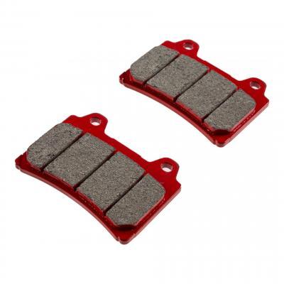 Plaquettes de frein Brembo métal fritté 07YA35SA