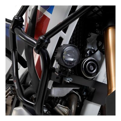 Support pour feux additionnels SW-Motech noir Honda CRF1100L Africa Twin 2020