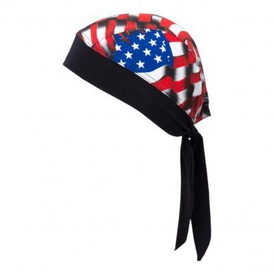 Bandana Shampa & Dirt Skins Headwrap stretch drapeau US