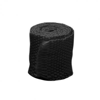 Bande thermique Acousta-Fil 50 mm x 7,5 m noire 650°C