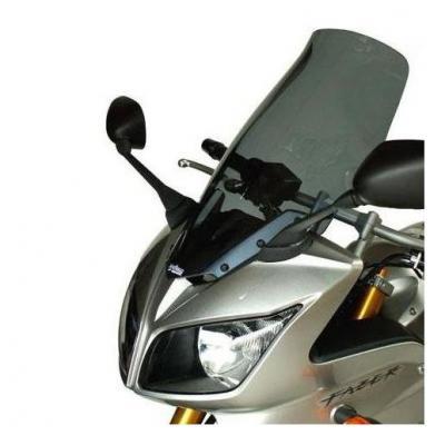 Bulle Bullster haute protection 51 cm fumée noire Yamaha FZ1 S 06-15