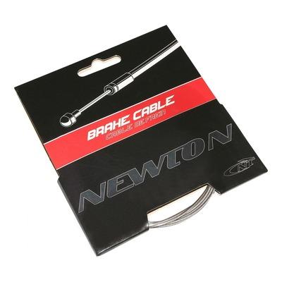 Câble de frein vélo route Newton Inox pour Shimano et adaptable Ø1,5mm x 1,7m