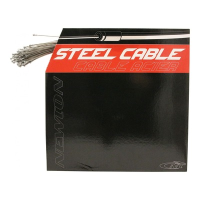 Câbles de frein route Newton inox Ø1,6mm x 1,8m (boîte de 100 câbles)