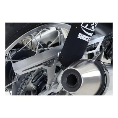 Carter de chaîne R&G Racing inox Triumph Thruxton 1200 16-18